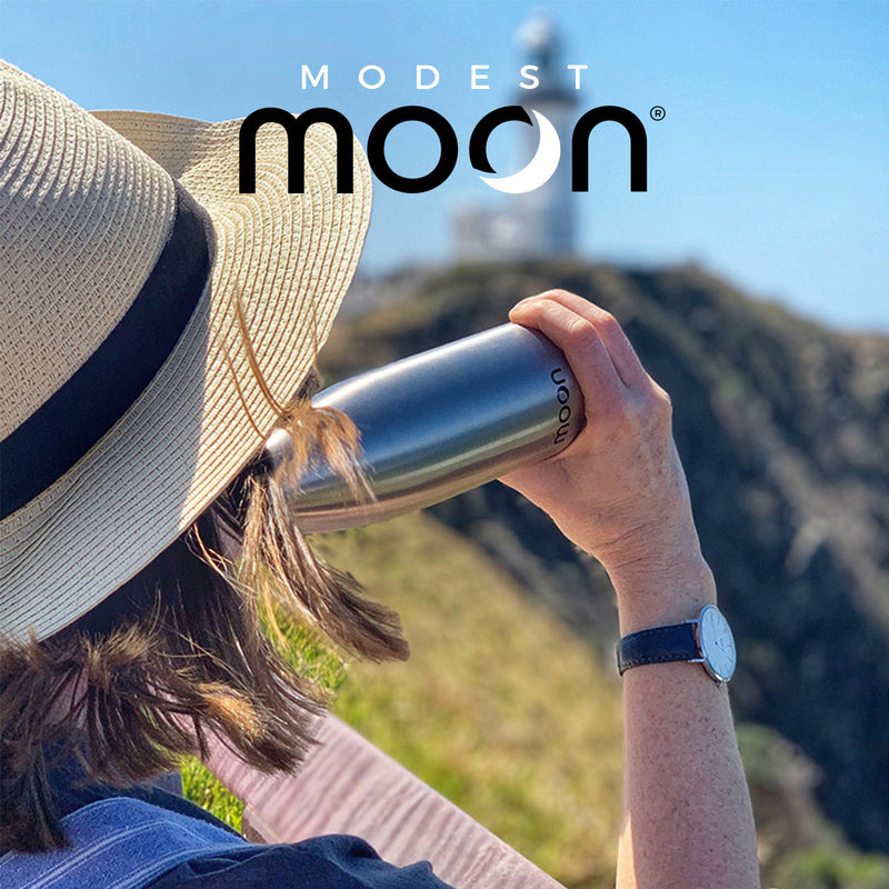 Moon Bottle 500ml - Insulated, Stainless Steel Water Bottles