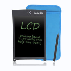 Parallel Halo 8.5-Inch LCD Writing Tablet- Drawing and Writing Board - Useful at the Office - Great Gift for Kids(Black)