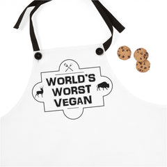 World's Worst Vegan BBQ Apron
