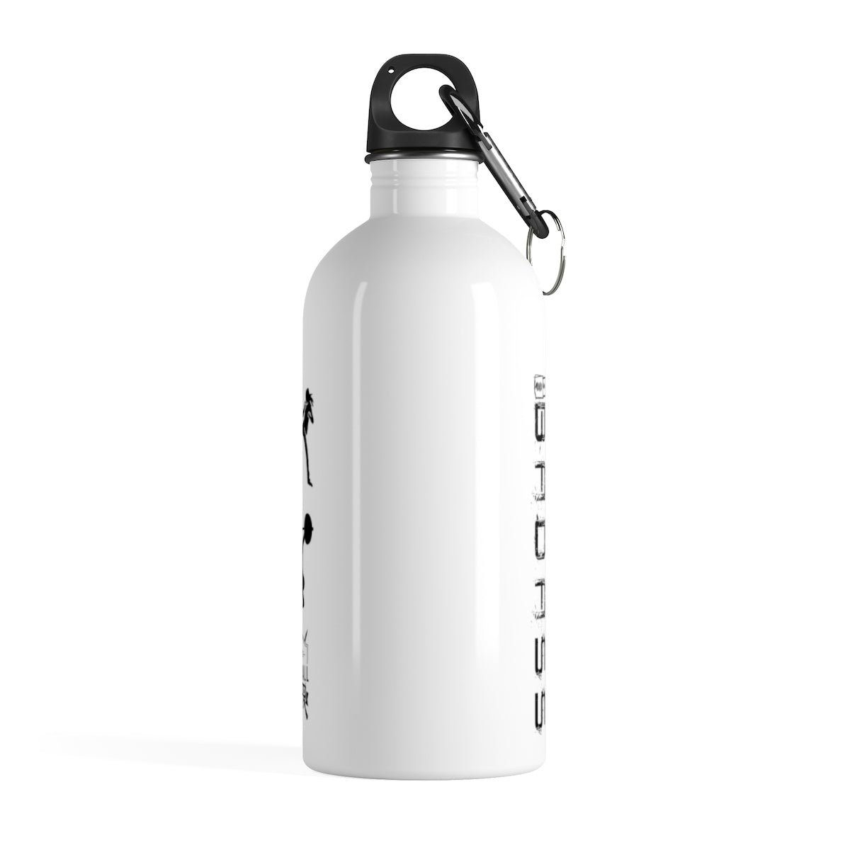 Beautiful Bad Ass Stainless Steel Water Bottle
