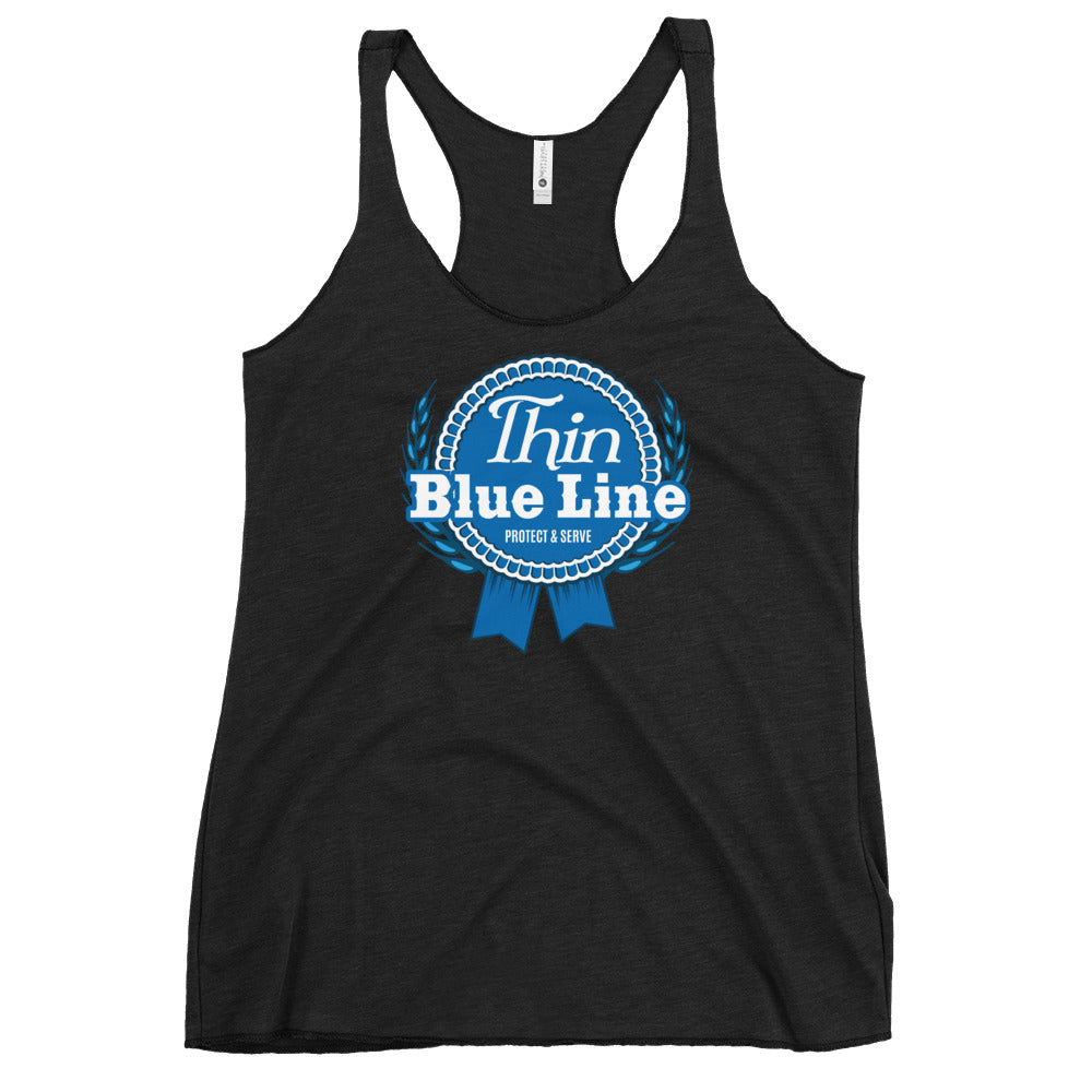 Thin Blue Line Beer Tank
