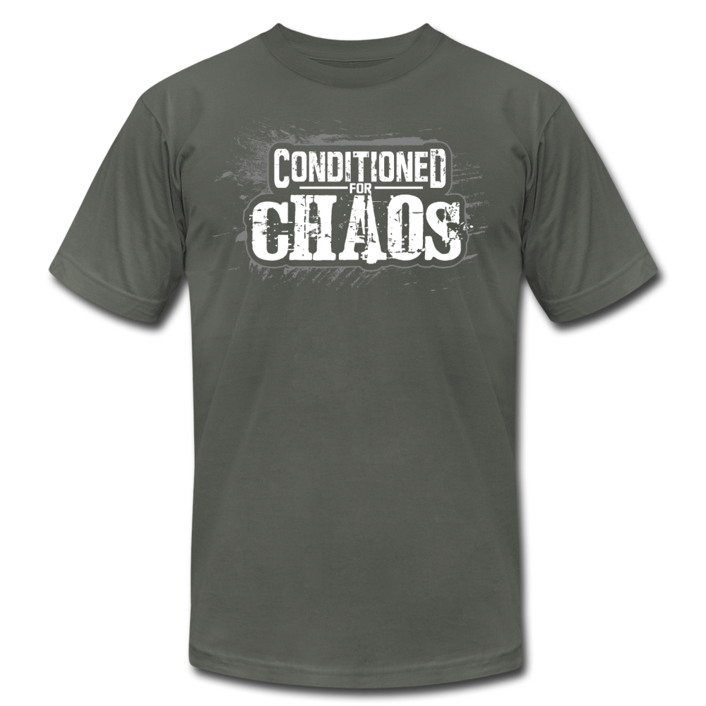 Conditioned for Chaos - asphalt