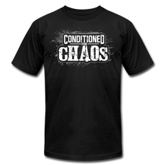 Conditioned for Chaos - black