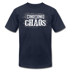 Conditioned for Chaos - navy