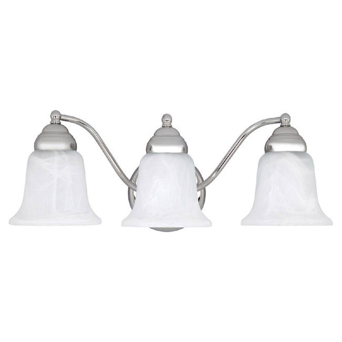 3 light vanity fixture chrome vintage light vanity fixture with chrome finish and faux white alabaster glass