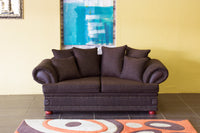 Two Seater Couch, Sharka Choc