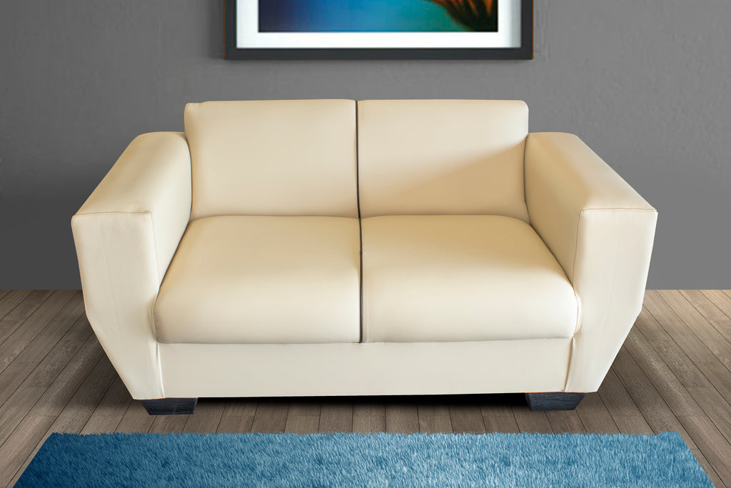 Two Seater Couch, Vicky Napo Ivory