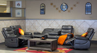 3 piece Barcalona Lounge Suite