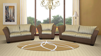 Three Piece Isabella Lounge Suite