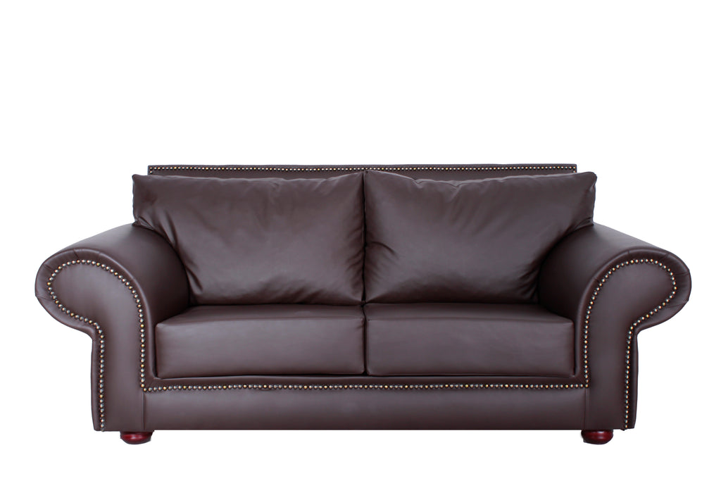 Two Seater Couch, Chicago Napo Choc