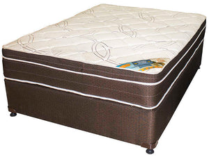 Double Bed and base set 20 year warranty