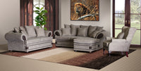 3 PIECE SHARKA LOUNGE SUITE