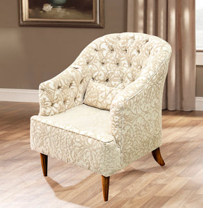 Tub chair Queen Anne
