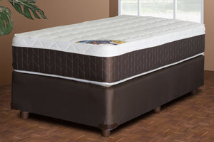 Bed & Base Set, Supreme Comfort Single Bed