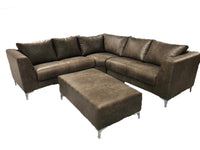 Tokyo Corner Lounge Suite with Ottoman