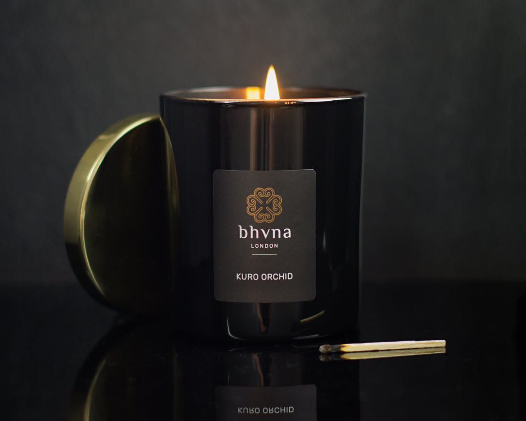 Kuro Orchid Candle - BHVNA