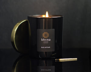 Oud Affair Candle - BHVNA
