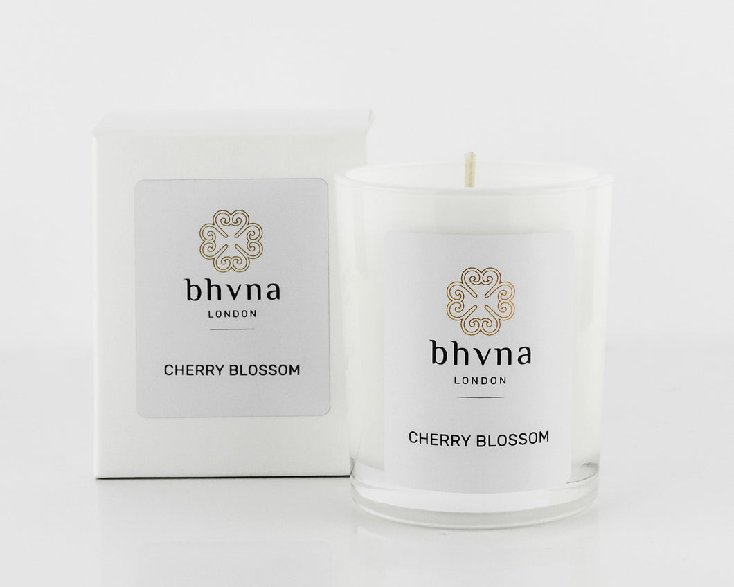 Cherry Blossom Travel Candle - BHVNA