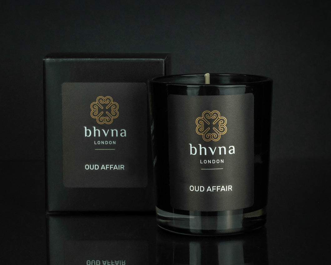 Oud Affair Travel Candle - BHVNA