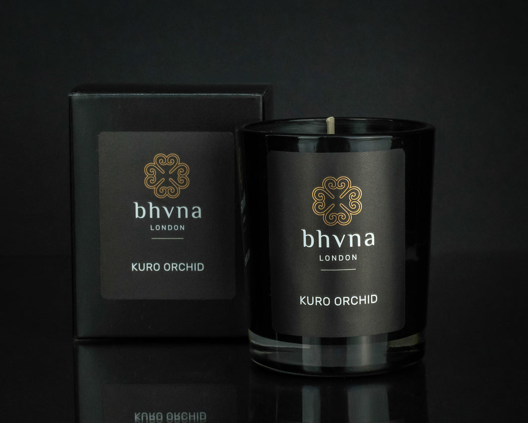Kuro Orchid Travel Candle - BHVNA