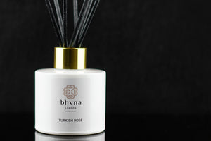 Turkish Rose Reed Diffuser - BHVNA