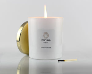 Turkish Rose Candle - BHVNA