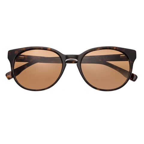 Simplify Clark Polarized Sunglasses - Tortoise/Brown SSU102-TR