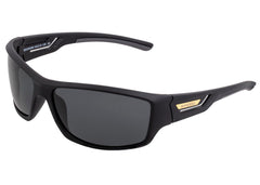 Breed Aquarius Polarized Sunglasses - Black/Black