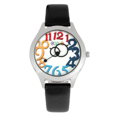 Crayo Spirit Unisex Watch - Black
