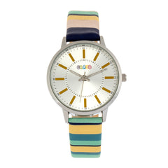 Crayo Swing Unisex Watch - Silver