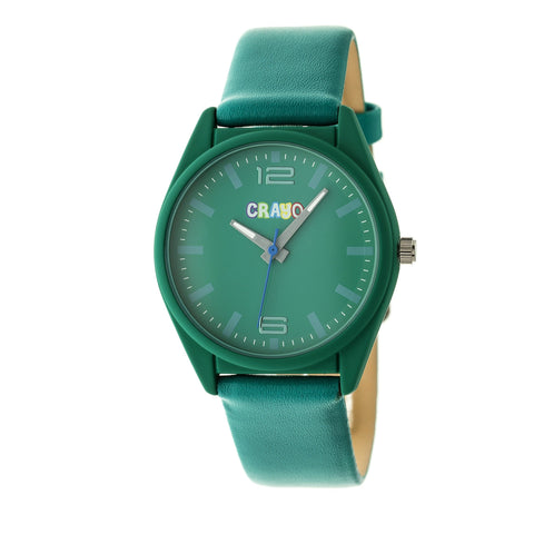 Crayo Dynamic Strap Watch - Teal CRACR4805
