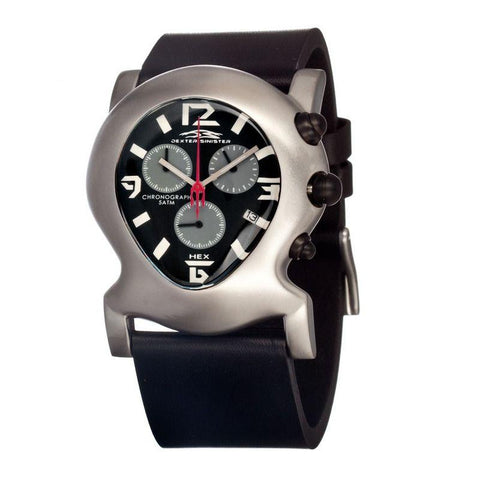 Dexter Sinister Dshc-001 Hex Mens Watch DEXDSHC-001