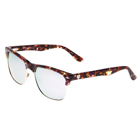 Sixty One Waipio Polarized Sunglasses - Brown-Pink Tortoise/Light Pink SIXS136LP