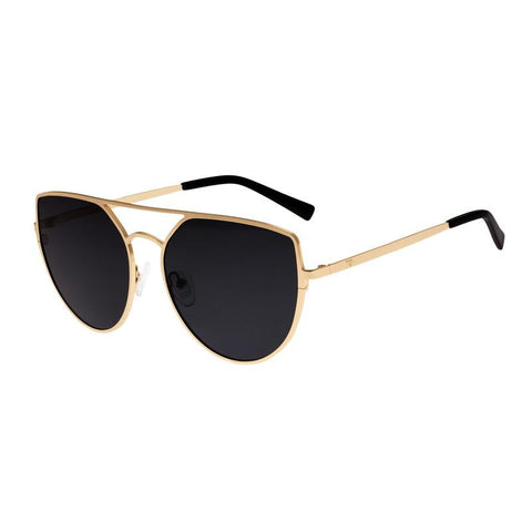 Sixty One Boar Polarized Sunglasses - Gold/Black SIXS144BK