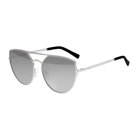 Sixty One Boar Polarized Sunglasses - Silver/Silver SIXS144SL
