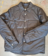 Anthracite Grey Quilted Jacket - Large and XLarge