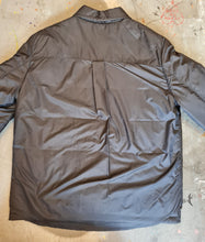 Grey Quilted Jacket - Large and XLarge