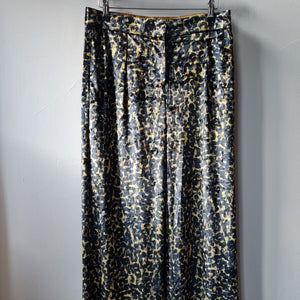 Animal Print Trousers - Large