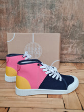 Multi Coloured Sneakers - Size 9