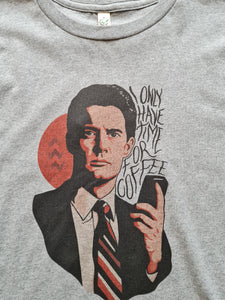 Dale Cooper Tshirt- Small and Medium