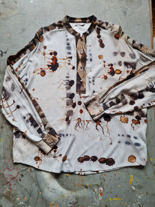 Patterned Blouse - Large