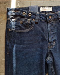 Organic Denim Jeans - Size 32 and 36