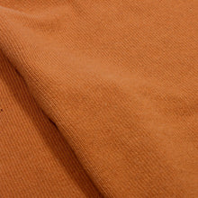 Half Neck Jumper - Burnt Orange