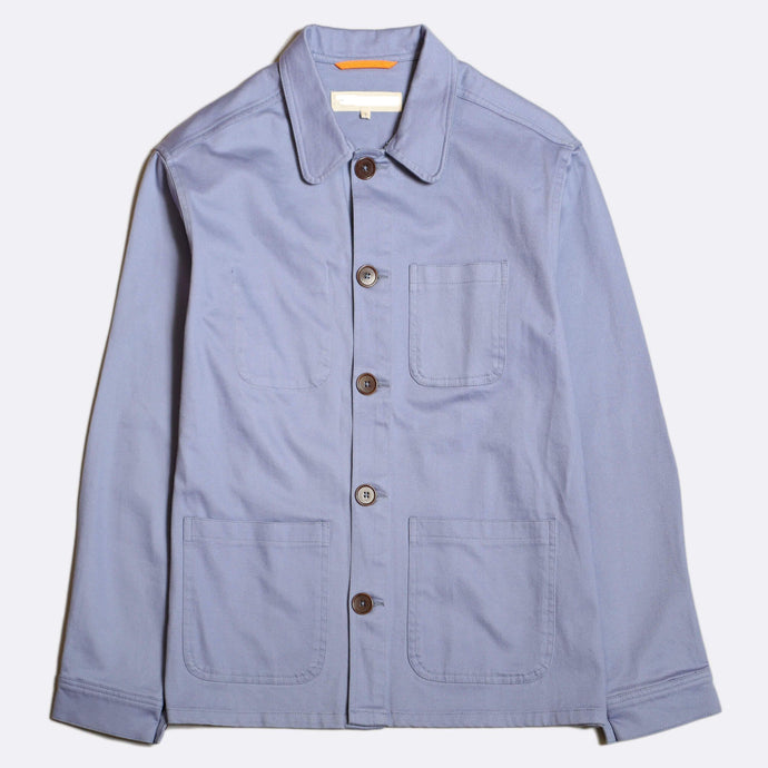 Station Jacket  - Stonewash Blue