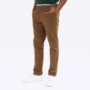 Organic Cotton Twill Trousers