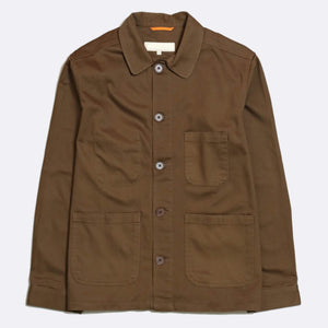 Station Jacket - Chestnut Brown