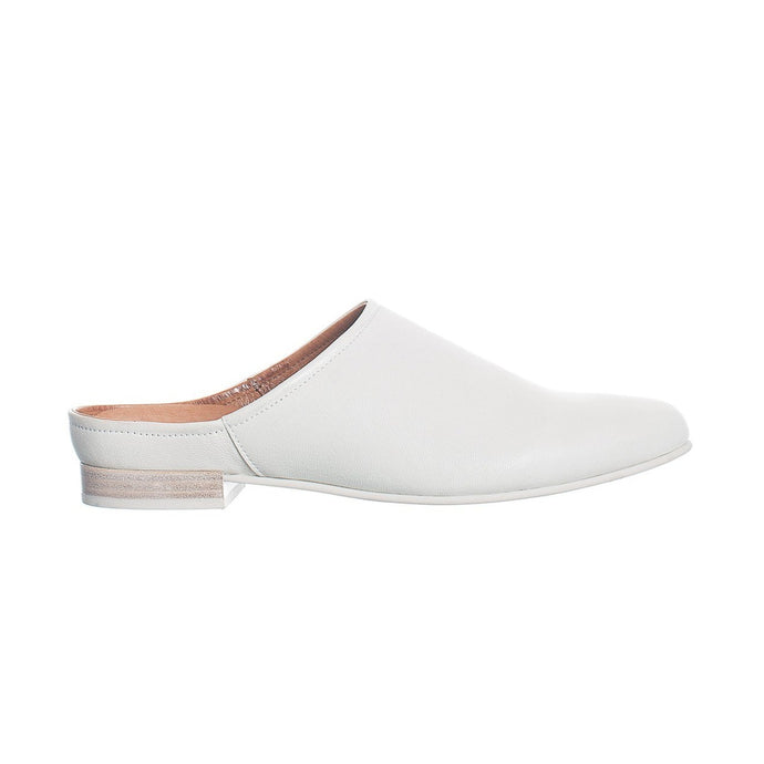 Backless Loafer - Off White