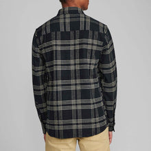 Long-Sleeved Check Shirt