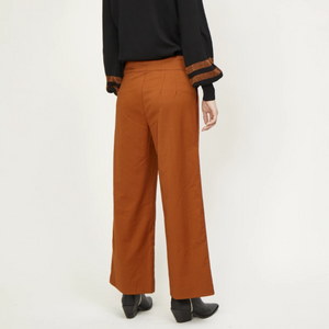 Cropped Trousers - Orche
