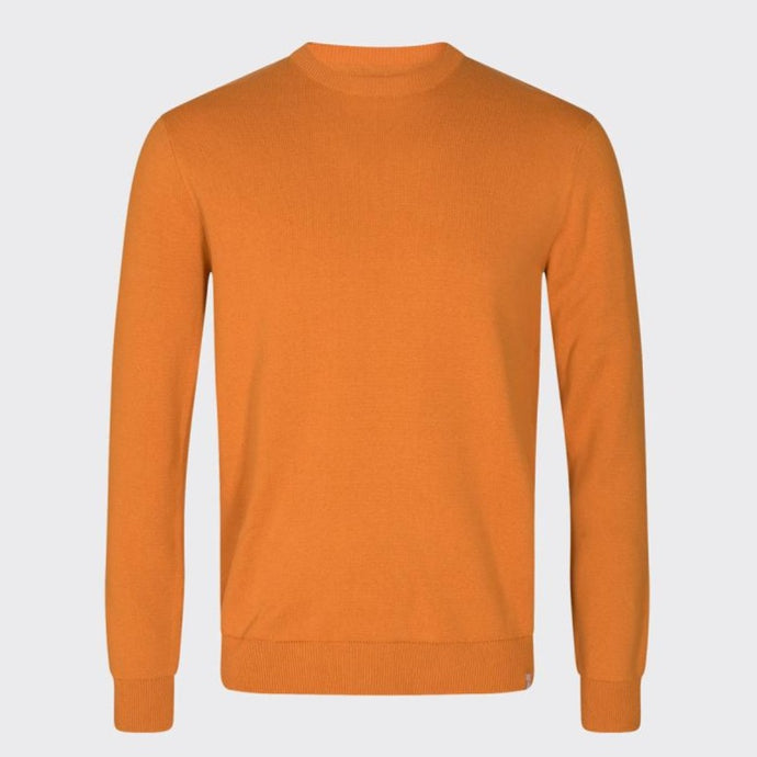 Crewneck Jumper - Orange